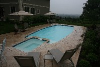Olympus Fiberglass Pool and Spa in Florence, KY